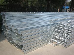 钢制镀锌桥架(冷、热镀锌)