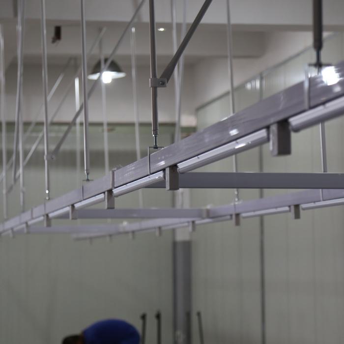 桥架在施工时的安全规定